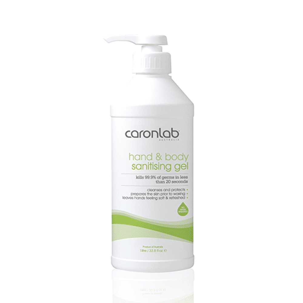 Hand & Body Sanitising Gel