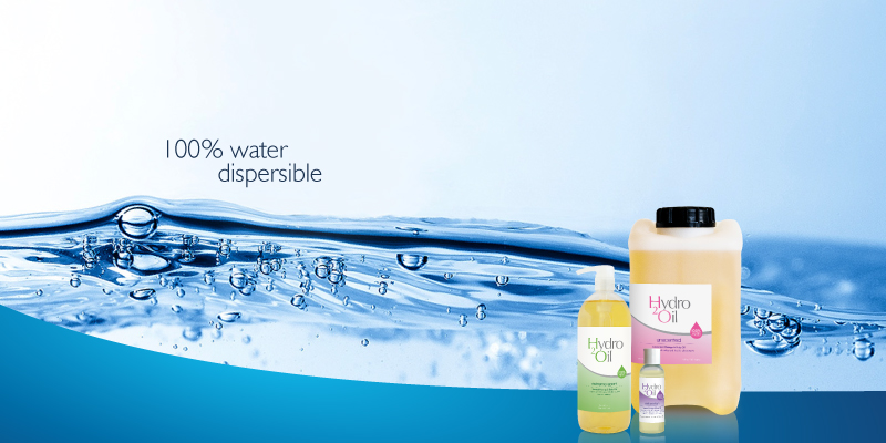 Hydro 2 Oil Massage Oil water dispersible